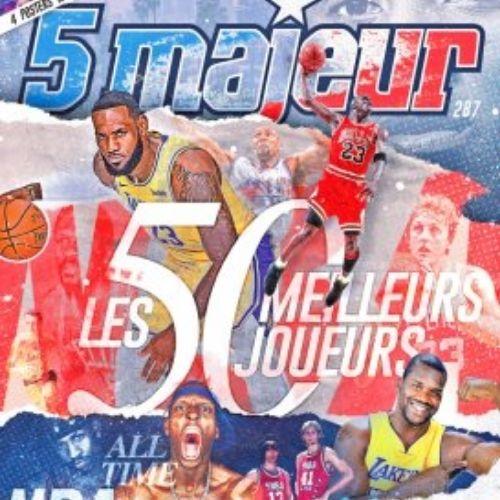 5 majeur (revue) |