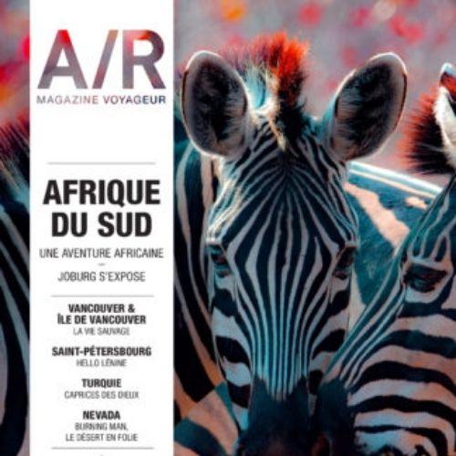 A/R (revue) : magazine voyageur | Fonovich, Michel. Directeur de publication