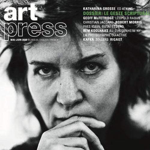 Art press (revue)   Kerraoul, Jean-Pierre de