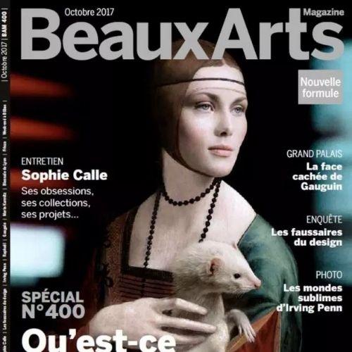 Beaux Arts magazine (revue) | Delpierre, Jean-Christophe. Metteur en scène ou réalisateur