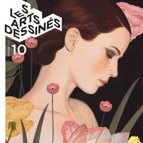 Les Arts dessinés (revue) | Bosser, Frédéric. Directeur de publication