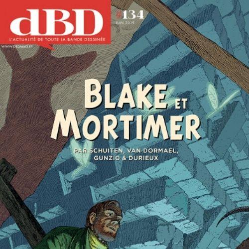 DBD (revue) : les dossiers de la bande dessinée | Bosser, Frédéric. Directeur de publication