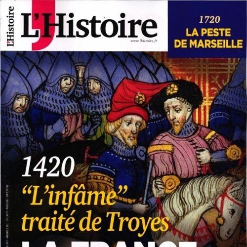 L'Histoire (revue) | Khémis, Stéphane. Éditeur scientifique