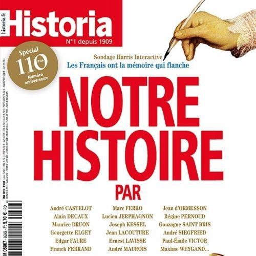 Historia (revue) | Salaün, Gael. Éditeur scientifique