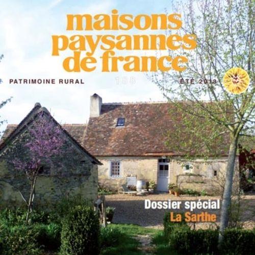 Maisons paysannes de France (revue) | Maisons paysannes de France. Auteur