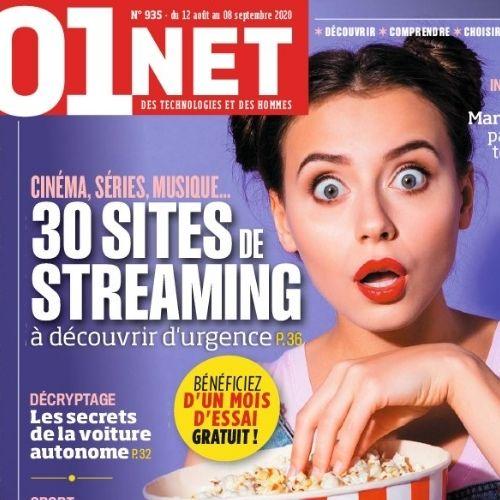 01net (revue) : le magazine de la high-tech plaisir  