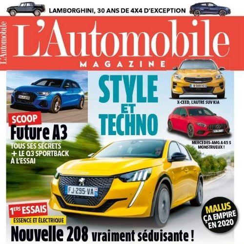 L'Automobile (revue) | Helfenberger, Monique. Metteur en scène ou réalisateur