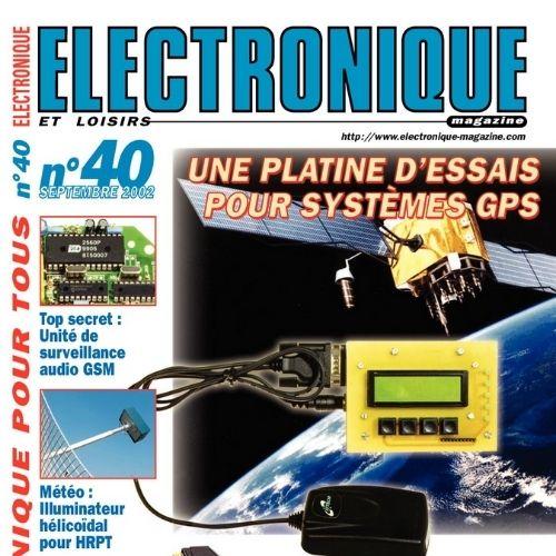 Électronique et loisirs (revue) |