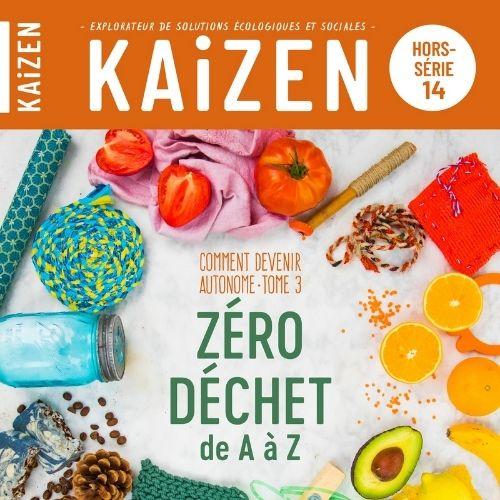 Kaizen (revue) : changer le monde pas à pas  