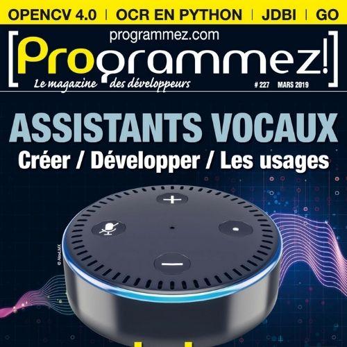 Programmez ! (revue) : le magazine du développeur | Kaminsky, Jean. Directeur de publication