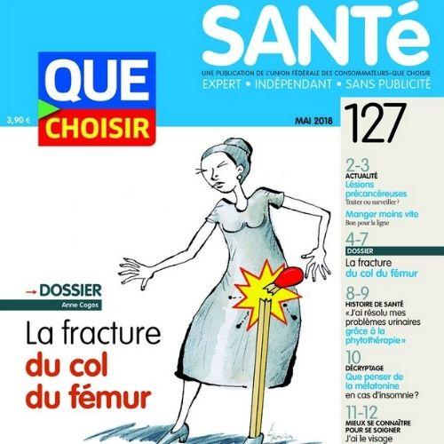 Que choisir santé (revue) | Union fédérale des consommateurs (France). Auteur