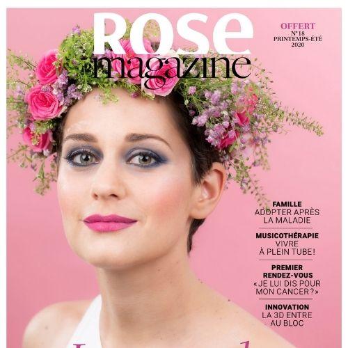 Rose magazine (revue) : [une publication de l'Association Rosanna]   Rosanna (Bordeaux). Auteur