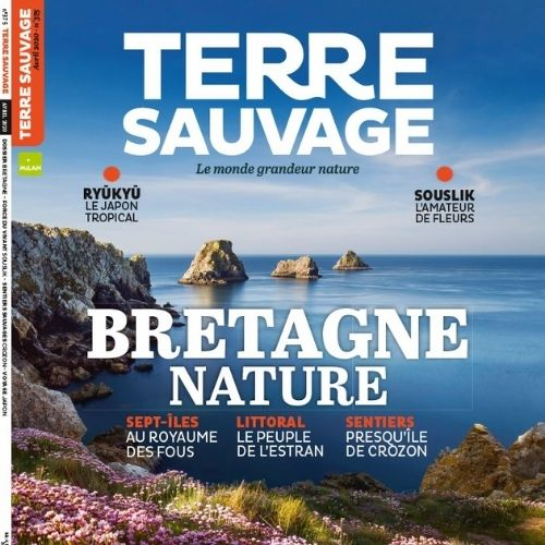 Terre sauvage (revue) | Porte, Bernard. Éditeur scientifique