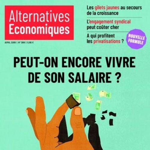Alternatives économiques (revue) | Clerc, Denis. Metteur en scène ou réalisateur
