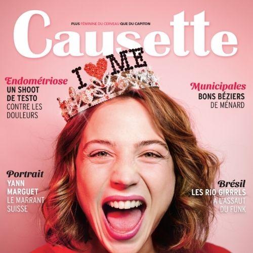 Causette (revue) : plus féminine du cerveau que du capiton |