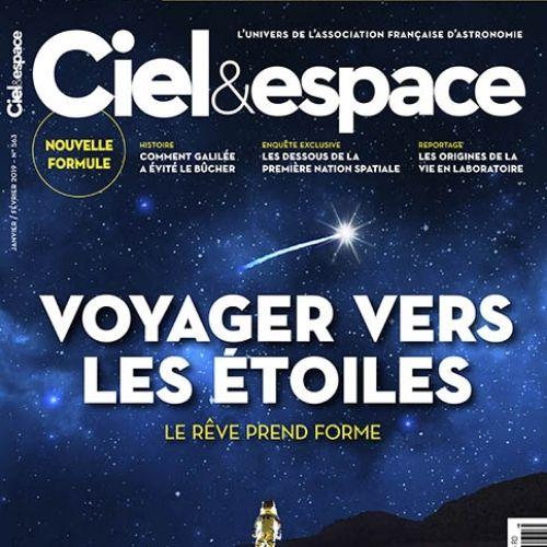Ciel et espace (revue) | Brunier, Serge. Éditeur scientifique