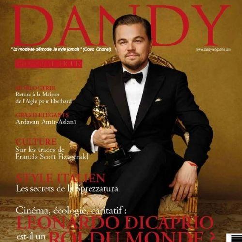 Dandy (revue) : le meilleur de l'homme |