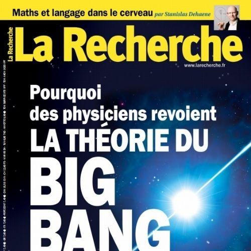 La Recherche (revue) |