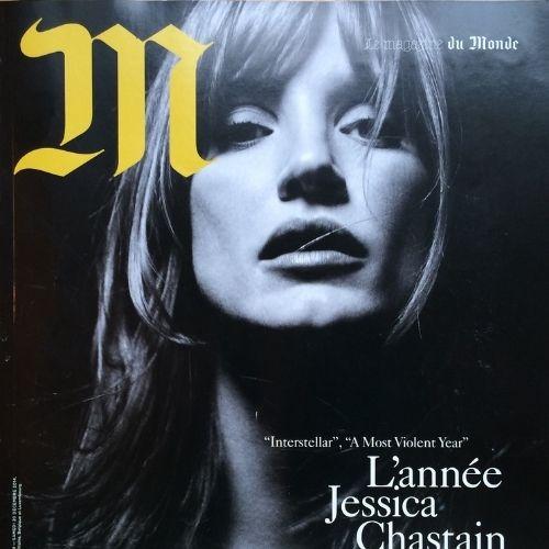 M Le Magazine du Monde (revue)   Fottorino, Eric. Directeur de publication