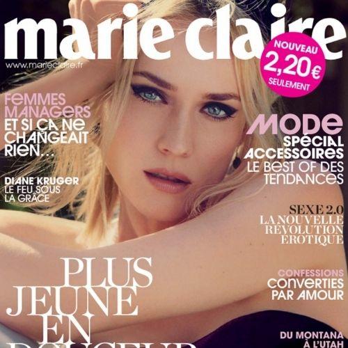 Marie-Claire (revue) | Prouvost, Jean (1885-1978). Directeur de publication