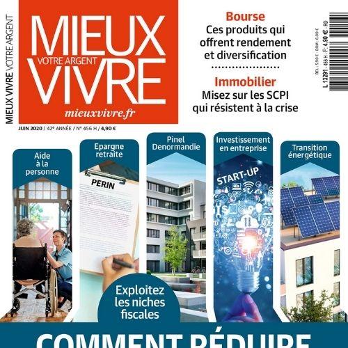 Mieux vivre votre argent (revue) | Bouchez, Jean-Antoine. Éditeur scientifique