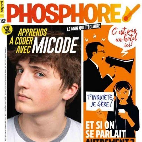 Phosphore (revue) | Cordier, Alain. Éditeur scientifique