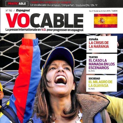 Vocable Espagnol (revue)  