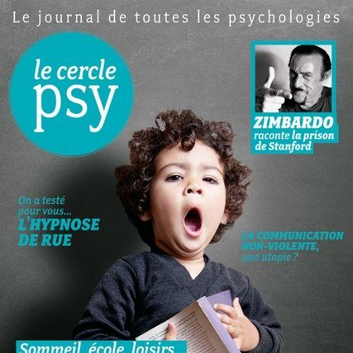Le Cercle psy (revue) : le journal de toutes les psychologies  