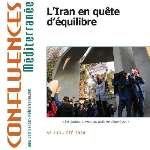Confluences Méditerranée (revue) | Pryen, Denis. Éditeur scientifique