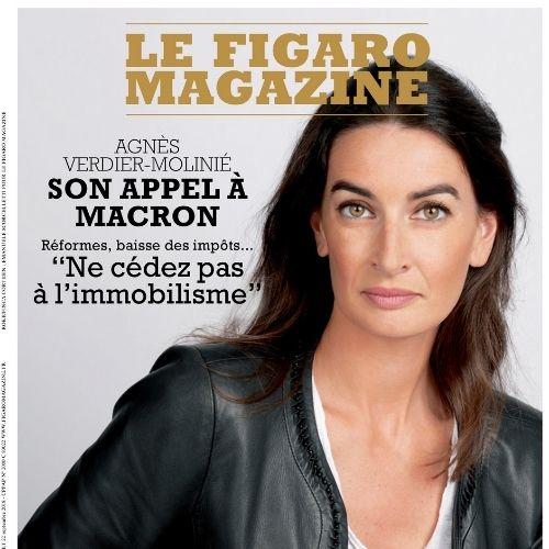 Le Figaro magazine (revue) | Grimaldi, Christian. Éditeur scientifique
