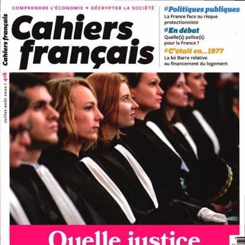 Les Cahiers français (revue) | Viallet, Martine. Éditeur scientifique