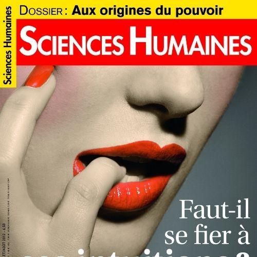 Sciences humaines (revue) | Ruano-Borbalan, Jean-Claude. Directeur de publication