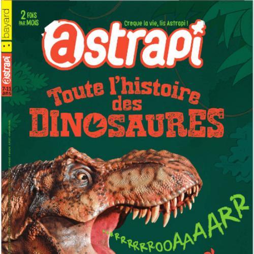 Astrapi (revue) : 7-11 ans | Cordier, Alain. Éditeur scientifique