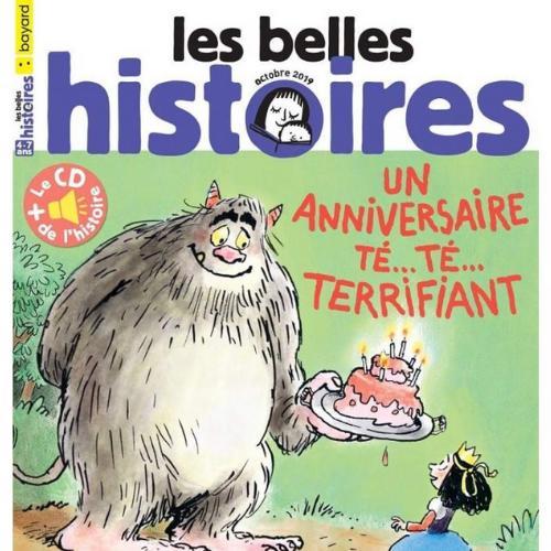 Les Belles Histoires (revue)   Frappat, Bruno. Éditeur scientifique