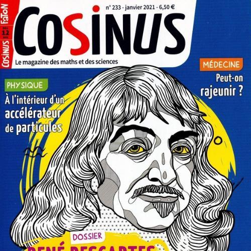 Cosinus (revue) : 10 - 15 ans | Fabre, Olivier. Directeur de publication