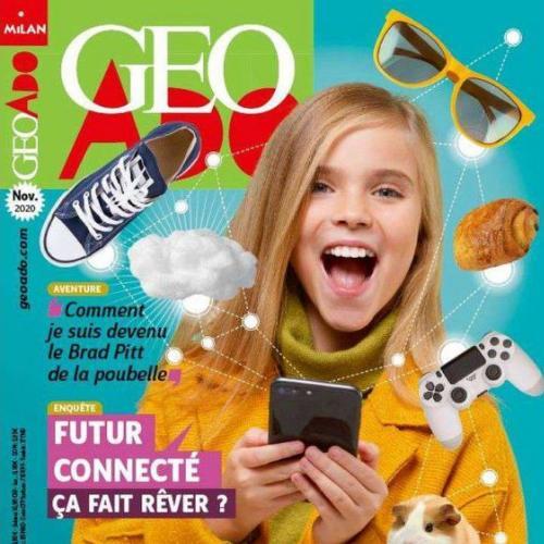 GEO Ado (revue) | Leblanc, Stéphane. Directeur de publication