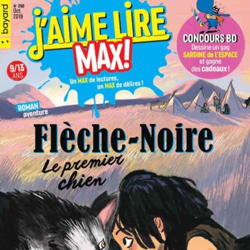 J'aime Lire Max! (revue) | Frappat, Bruno. Directeur de publication