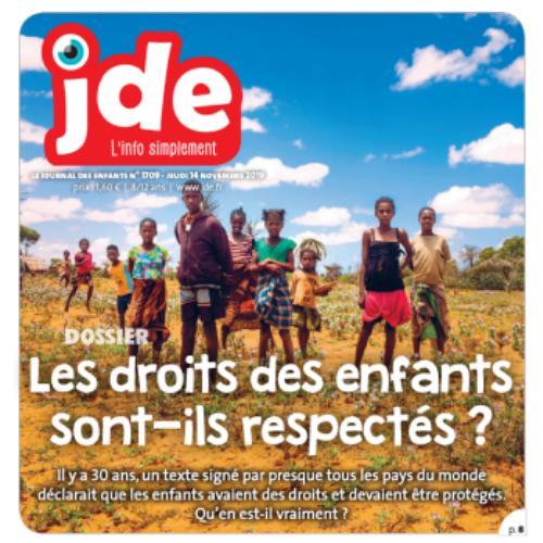 Le journal des enfants (revue) | Pretet, Jean-Dominique. Metteur en scène ou réalisateur