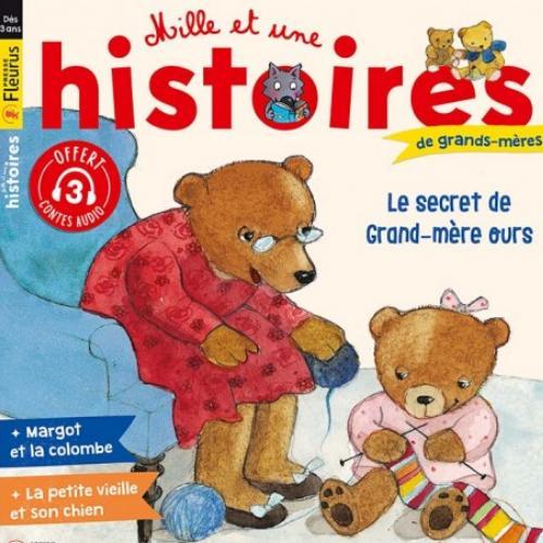 Mille et une histoires (revue) | Leblanc, S.. Éditeur scientifique