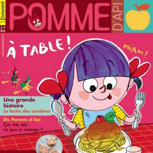 Pomme d'api (revue) | Frappat, Bruno. Éditeur scientifique