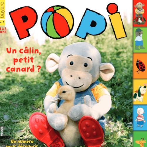 Popi (revue) : 1-3 ans | Frappat, Bruno. Éditeur scientifique