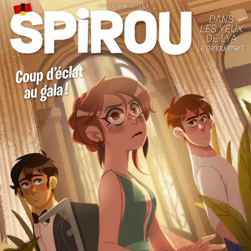 Spirou (revue)   Fripiat, Benoît. Éditeur scientifique