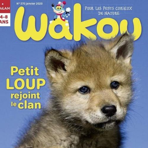 Wakou (revue) : Pour les petits curieux de nature   Recordier, Clara. Directeur de publication