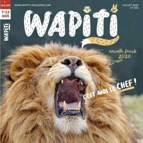 Wapiti (revue) : les sciences de la nature | Amen, Patrice. Metteur en scène ou réalisateur