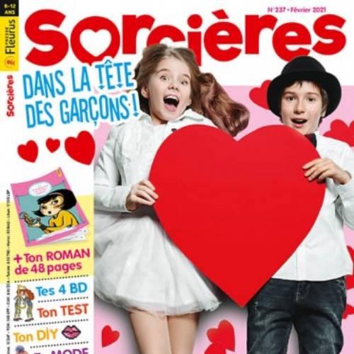 Sorcières (revue) = 8 - 12 ans : Nous, on aime la lecture ! | Jean-Martial, Lefranc. Directeur de publication