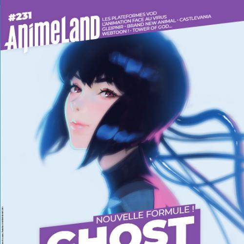 Animeland (revue) : le premier magazine de l'Animation et du Manga | Littardi, Cédric. Directeur de publication