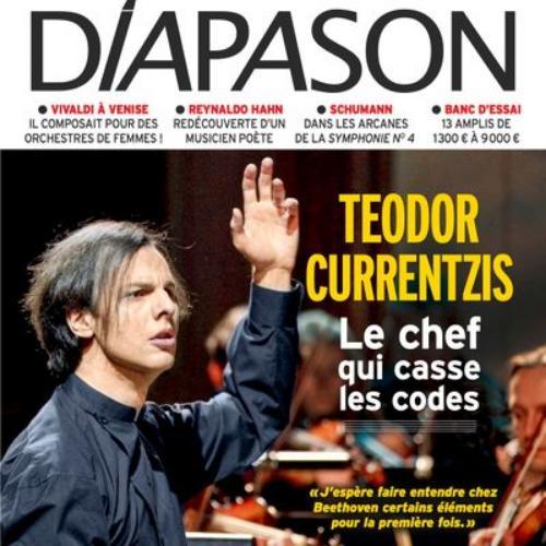 Diapason (revue) | Piel, Jean-Marie. Directeur de publication