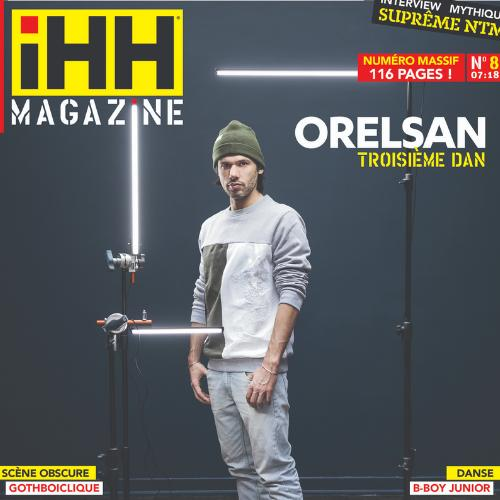 IHH Magazine (revue) : International hip-hop Magazine | Cherruault, Yann. Directeur de publication