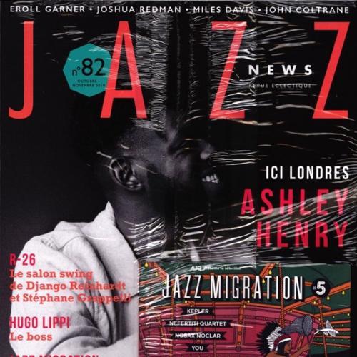 Jazz News [revue] : reportages - interviews - chroniques - hi-fi | Boudrant, Thomas. Directeur de publication