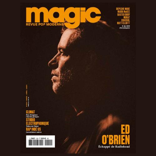 Magic ! (revue) : revue pop moderne  | Laforestrie, Bruno. Directeur de publication